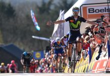 Alejandro Valverde regagne la Flèche Wallonne en 2016