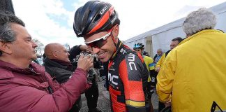 TODAYCYCLING - Samuel Sanchez. Photo : Tim De Waele/BMC.