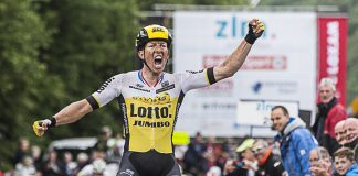 TODAYCYCLING - Sep Vanmarcke. Photo : Ster ZLM Toer.