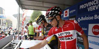 TODAYCYCLING - Stig Broeckx. Photo : Lotto Soudal.