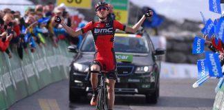 TODAYCYCLING - Tejay Van Garderen victorieux de la 7e étape du Tour de Suisse 2016. Photo : Tim De Waele/BMC.