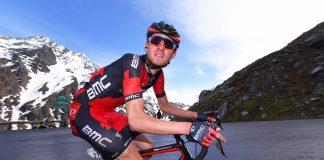 TODAYCYCLING - Tejay Van Gardren sur le Tour de Suisse 2016. Photo : BMC.