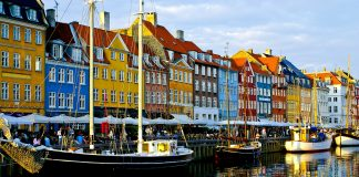La ville de Copenhague, au Danemark. Photo : Copenhague.org