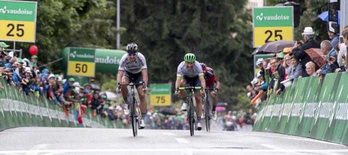 TODAYCYCLING - Peter Sagan vainqueur de la troisième étape du Tour de Suisse. Photo : Tour de Suisse.