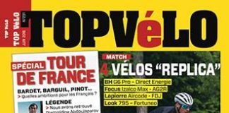 """TODAYCYCLING - Dans la vie, il n'y a pas que le Tour de France ! Il y a aussi les vélos """"réplica"""" des coureurs ! Photo : D.R"""