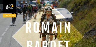 TODAYCYCLING - Avec tous les voyants au vert en fin de deuxième semaine de Tour, Romain Bardet a tout pour faire une excellente dernière et troisième semaine. Photo : ASO TDF