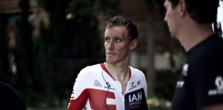 TODAYCYCLING - Jérôme Coppel. Photo : IAM Cycling.