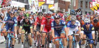 TODAYCYCLING - Dimitri Claeys s'impose au sprint lors de la 3e étape du Tour de Wallonie. Photo : TRW Page officielle.