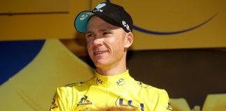 TODAYCYCLING - Qui pour détrôner le roi Chris Froome ? Photo : Team Sky.