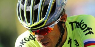 TODAYCYCLING - Alberto Contador. Photo : Bettini/Tinkoff.