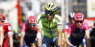 TODAYCYCLING - Alberto Contador sur le Tour de France 2016. Photo : Bettini/Tinkoff.