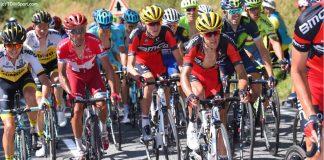 TODAYCYCLING - Journée mitigée pour l'équipe BMC puisque Tejay Van garderen a encore déboursé du temps au classement général. Photo : BMC.