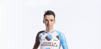 TODAYCYCLING - Romain Bardet. Photo : AG2R-La-Mondiale.