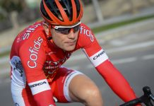 TODAYCYCLING - Steve Chainel. Photo : Cofidis.