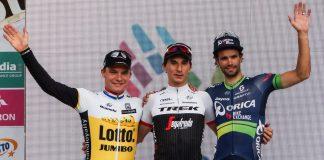 TODAYCYCLING - Niccolò Bonifazio gagne une étape du Tour de Pologne; Photo : naszosie.pl