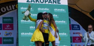 TODAYCYCLING - Tim Wellens est presque assuré de remporter le Tour de Pologne 2016. Photo : naszosie.pl