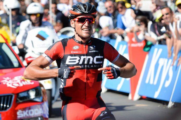 TODAYCYCLING - Greg Van Avermaet. Photo : ASO/G.Demouveaux/Tour de France