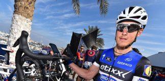 TODAYCYCLING - Matteo Trentin remporte la 4e étape du Tour de Wallonie. Photo : Etixx-QuickStep.