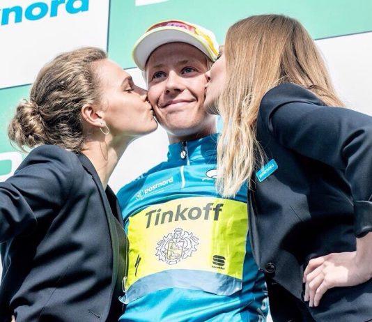 TODAYCYCLING - Michael Valgren remporte son deuxième Tour du Danemark. Photo : Tinkoff