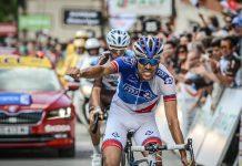 Thibaut Pinot remporte l'étape reine du Tour d'Andalousie