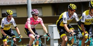 La LottoNL-Jumbo prolonge Steven Kruijswijk