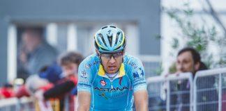 TODAYCYCLING - Tanel Kangert. Photo : Astana.