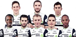 TODAY CYCLING : L'équipe Dimension Data pour le Tour de Pologne. Photo : Dimension Data.