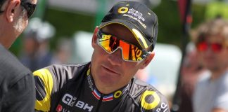 TODAYCYCLING - Thomas Voeckler. Photo : Direct-Energie.