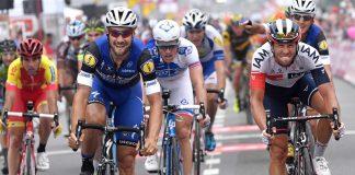 TODAYCYCLING - Tom Boonen remporte sa première victoire de la saison à l'occasion de la 1ere étape du Tour de Wallonie ! Photo : TDSports/Etixx-Quick Step