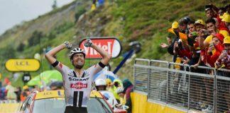 TODAYCYCLING - Tom Dumoulin s'impose au sommet d'Andorre Arcalis en solitaire ! Photo : ASO/G.Demouveaux