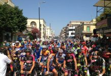 TODAYCYCLING - A 19 ans, le jeune italien Vincenzo Albanese a damé le pion à tous ses aînés. Photo : Trofeo Matteotti