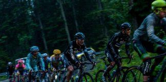 TODAYCYCLING - La moitié du peloton a abandonné à l'occasion de la 5e étape du Tour de Pologne. Photo : Szymon Gruchalski