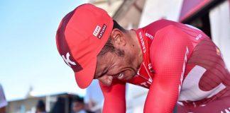 TODAYCYCLING - Joaquim Rodriguez sur un exercice qu'il n'affectionne pas vraiment, le contre-la-montre. Photo : Katusha