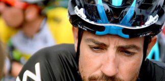 TODAYCYCLING - Fin de carrière pour Xabier Zandio. Photo : Tim De Waele/TDWSport