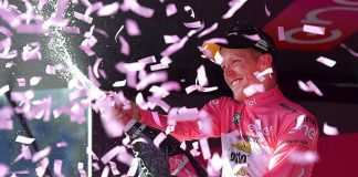 TODAYCYCLING - Steven Kruijswijk lors du Giro d'Italia 2016. Photo : Tim de Waele.