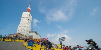 TODAYCYLING -Les coureurs ne verront pas le sommet du Mont Ventoux en 2016. Photo: Cycling Tips