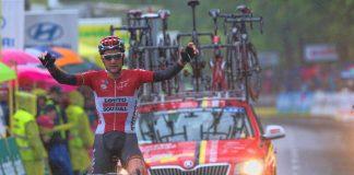 Le Tour de Pologne 2017 (29 juillet-4 août), compétition World Tour, comptera dorénavant 7 coureurs par équipe. Czeslaw Lang, son directeur