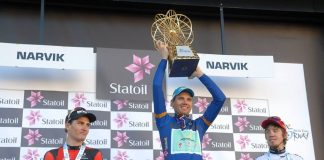 TODAYCYCLING - Rein Taramae s'est imposé en 2015. Photo : Tour of Norway