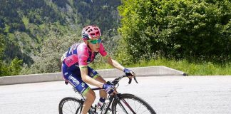TODAYCYCLING - Louis Meintjes. Photo : Lampre Merida/Bettini