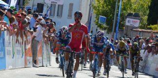 TODAYCYCLING - Nacer Bouhanni s'adjuge la 1re étape du Tour du Poitou-Charentes. Photo : Tour du Poitou-Charentes
