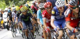 TODAYCYCLING - Nairo Quintana. Photo : Movistar Team/Twitter