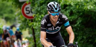 TODAYCYCLING - Mikel Landa renonce à la Vuelta 2016. Photo : Team Sky.