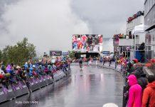 TODAYCYCLING - Gianni Moscon s'est imposé sur la troisième étape de l'Arctic Race Of Norway 2016. Photo : R.Dahl