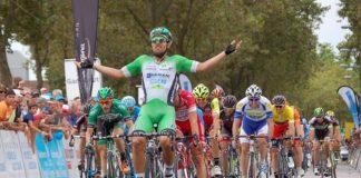 TODAYCYCLING - A 26 ans, Sonny Colbrelli est une valeur sûre du cyclisme mondial. Photo : D.R
