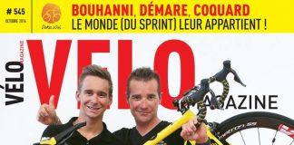 TODAYCYCLING - Un numéro spécial salon Eurobike, où la rédaction met aussi en avant les chances françaises pour les prochains championnats du monde de Doha. Photo : D.R
