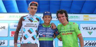 """TODAYCYCLING - A l'approche du Tour de Lombardie (samedi), le français Romain Bardet peut être """"satisfait"""" de son état de forme actuel. Photo : Ag2r La Mondiale"""