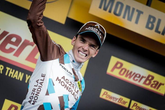 TODAYCYCLING - Romain Bardet auteur d'un succès retentissant sur le Tour 2016. Photo : Romain Bardet