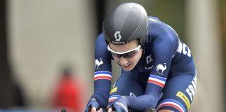 TODAYCYCLING - Juliette Labous lors des Championnats du monde de Richmond en 2015. Photo : Cor Vos/Giant-Alpecin/Liv-Plantur