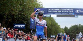 TODAYCYCLING - Peter Sagan champion d'Europe il y a quelques jours à Plumelec. Photo : Peter Sagan