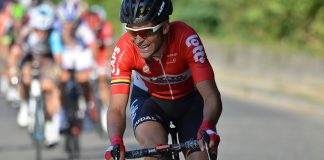 TODAYCYCLING - Tony Gallopin file vers la victoire au GP de Wallonie. Photo : Laetitia Lambreghts